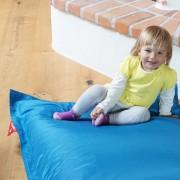 QSack Kindersitzsack blau