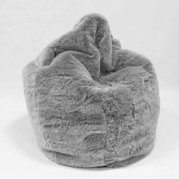 Kunstfell Sitzsack kuschelig