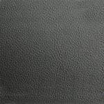 QSack Leder Sitzsack schwarz