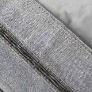 QSack Kindersitzsack Bezug Klettverschluss