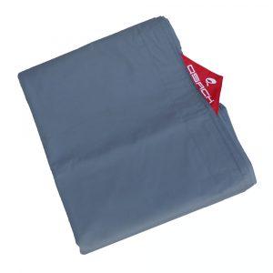 QSack Kindersitzsack Bezug dunkelgrau