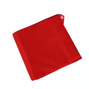 QSack Kindersitzsack Bezug rot