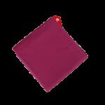 QSack Sitzsack Bezug brombeer