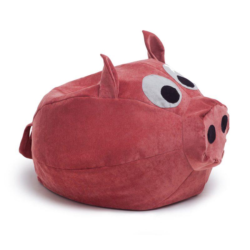 Bruni Sitzsack Schweinchen rosa