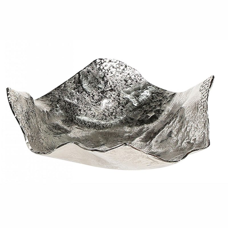 Dekoschale Silber Univok Shop