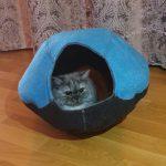 Lazy Place Katzenhöhle für Katzen