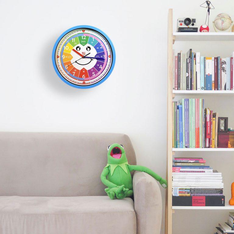 Lernuhr für Kinder Univok Shop Kinderwanduhr