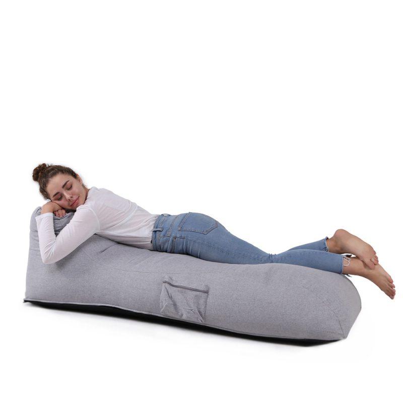 QSack Indoor Sitzsack Liege Relaxsessel