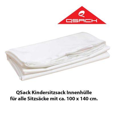 QSack Kinder Sitzsack Innensack