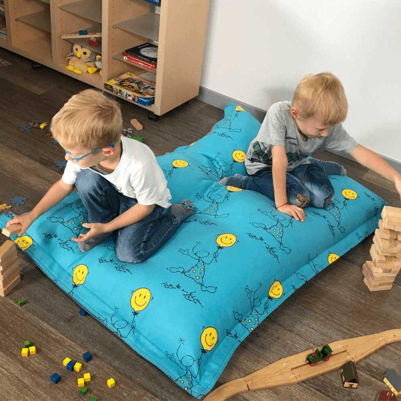 QSack Kinder Sitzsack Oups 100 x 140 cm