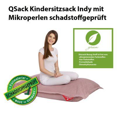 QSack Kindersitzsack Indy