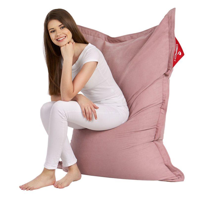 QSack Kindersitzsack Indy rosa