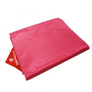 QSack Kindersitzsack Bezug pink