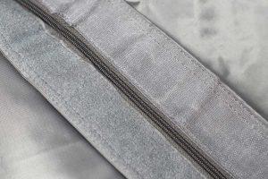QSack Outdoorer Sitzsack Bezug Klettverschluss