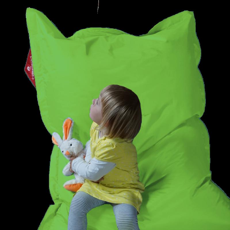 Kinder-Sitzsack QSack, deutsche Qualitätsfüllung