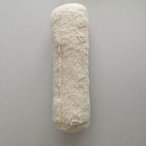 Schafwolle Nackenrolle Schaffell