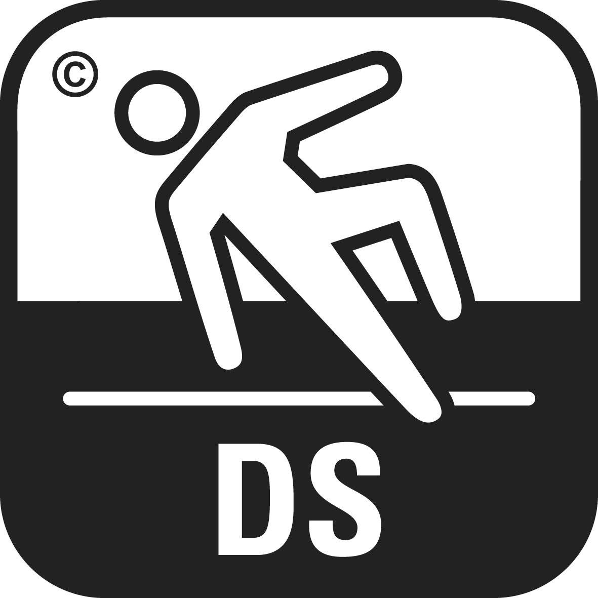 Teppichsymbol Rutschsicherheit