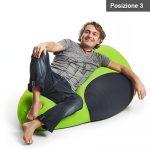 X-Drop Indoor Sitzsack